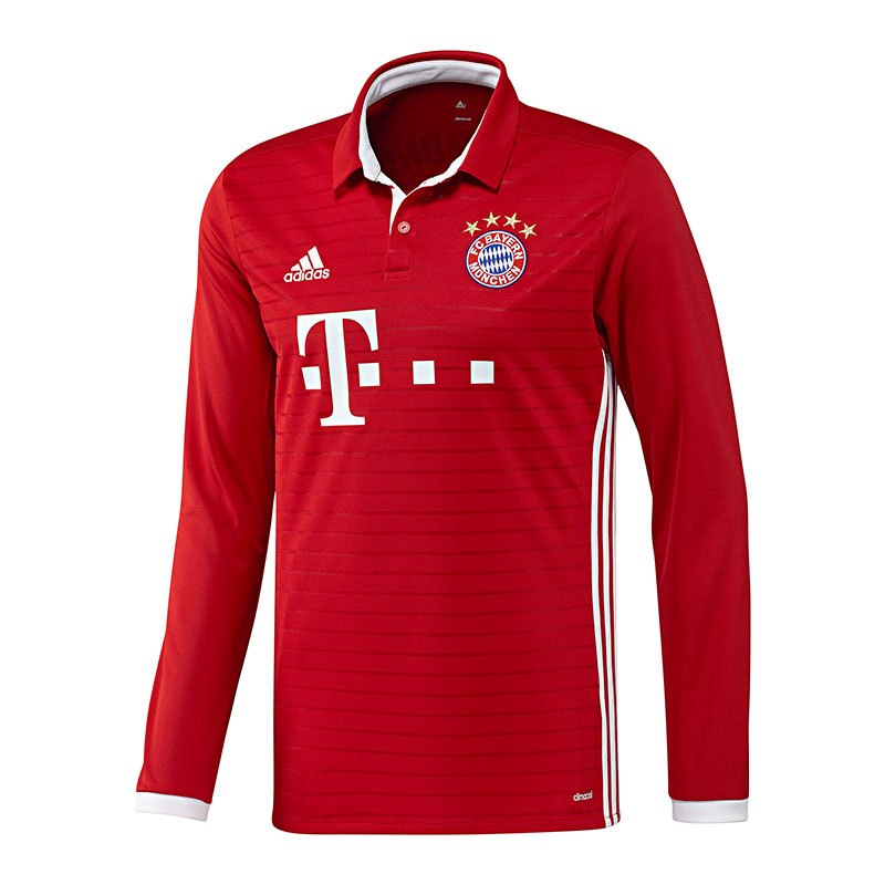 Neues Bayern Trikot 16 17