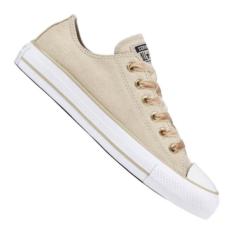 Converse Chuck Taylor AS OX Sneaker Damen F251 - beige