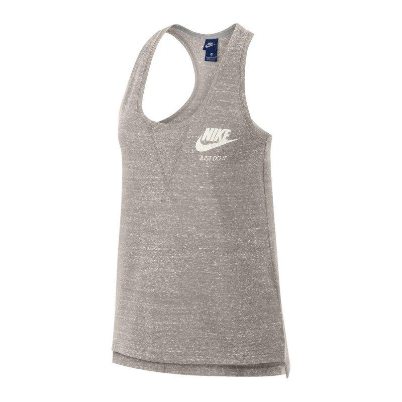 Nike Gym Vintage Tank Top Damen Beige F140 - beige