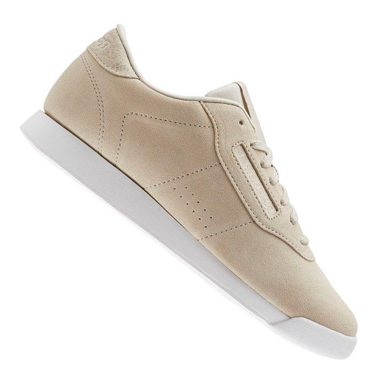Reebok Princess LTHR Sneaker Damen Beige - beige