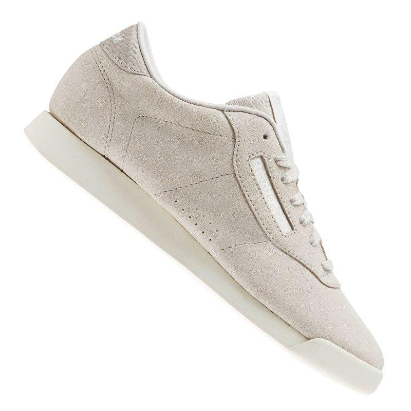Reebok Princess Woven EMB Sneaker Damen Beige - beige