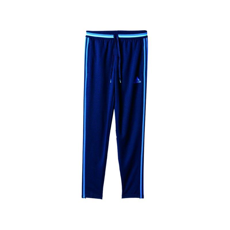 adidas Condivo 16 Trainingshose Blau - blau