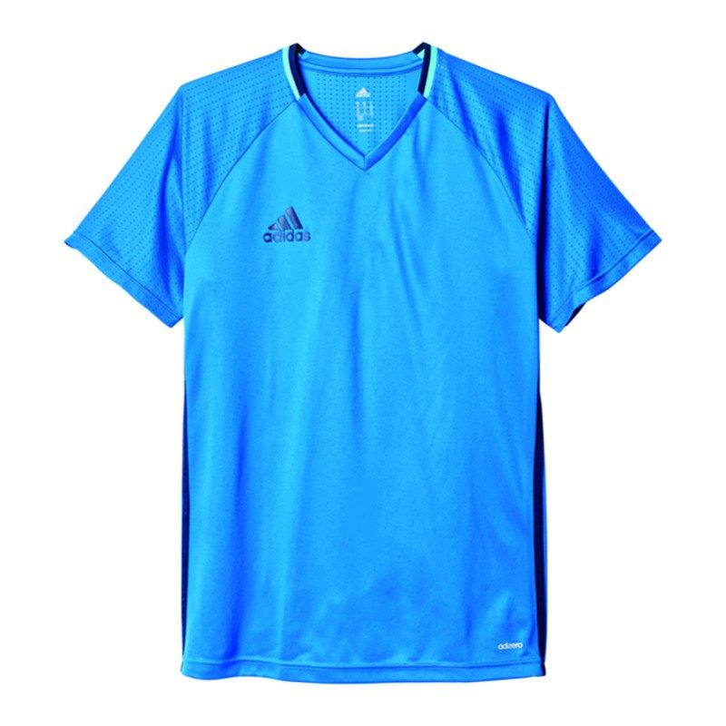 adidas Condivo 16 Trainingsshirt Blau - blau