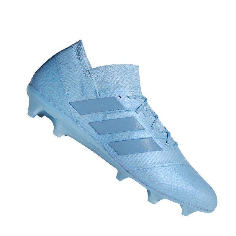 adidas NEMEZIZ Messi 18.1 FG Blau - blau