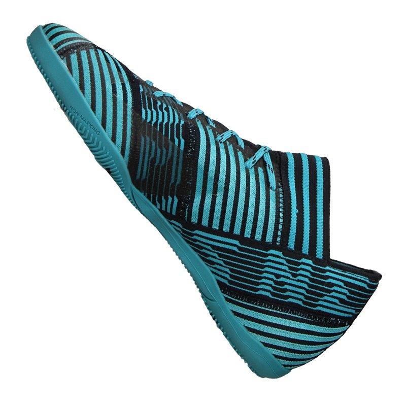 adidas nemeziz tango 17 3 in halle blau gelb kicken. Black Bedroom Furniture Sets. Home Design Ideas