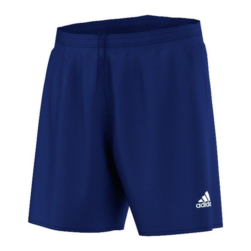 adidas Parma 16 Short mit Innenslip Kids Blau - blau