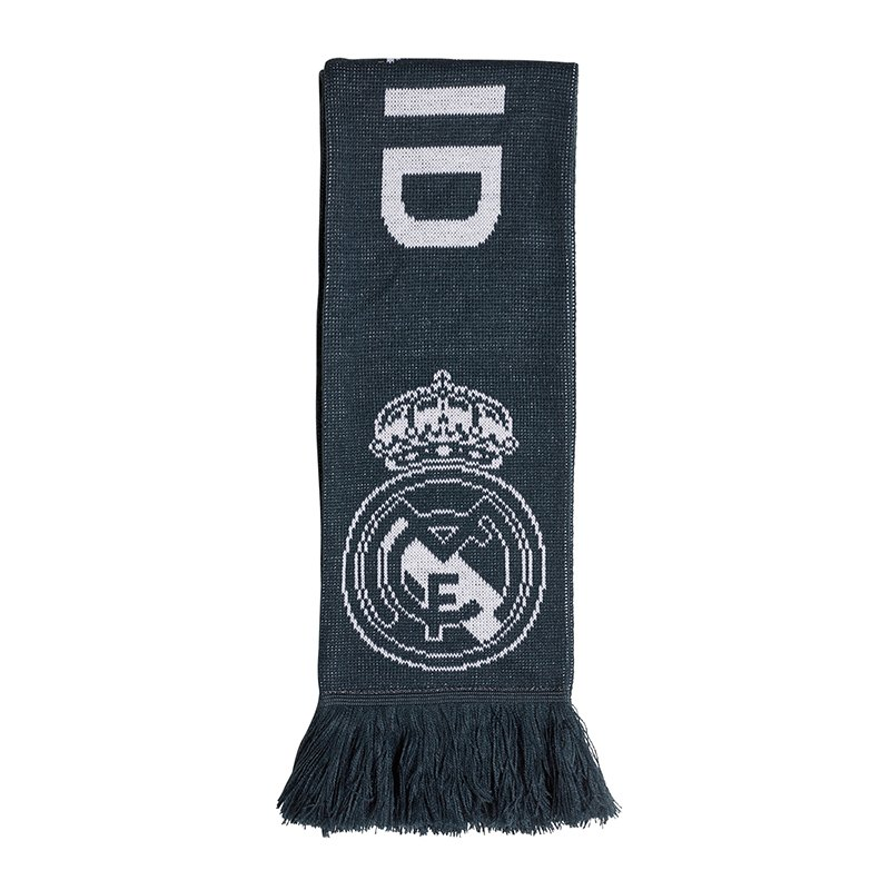 adidas Real Madrid Schal Blau - blau