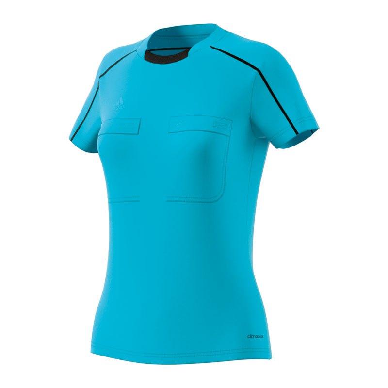 adidas Referee 16 Trikot kurzarm Damen Hellblau - blau