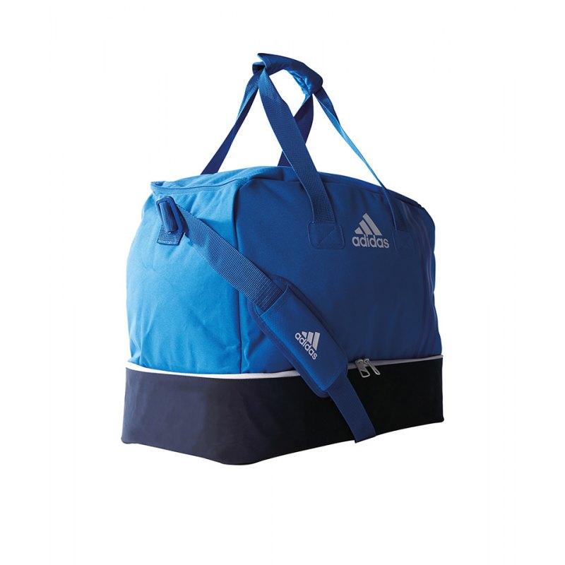 adidas Tiro Teambag Bottom Compart Gr. S Blau - blau