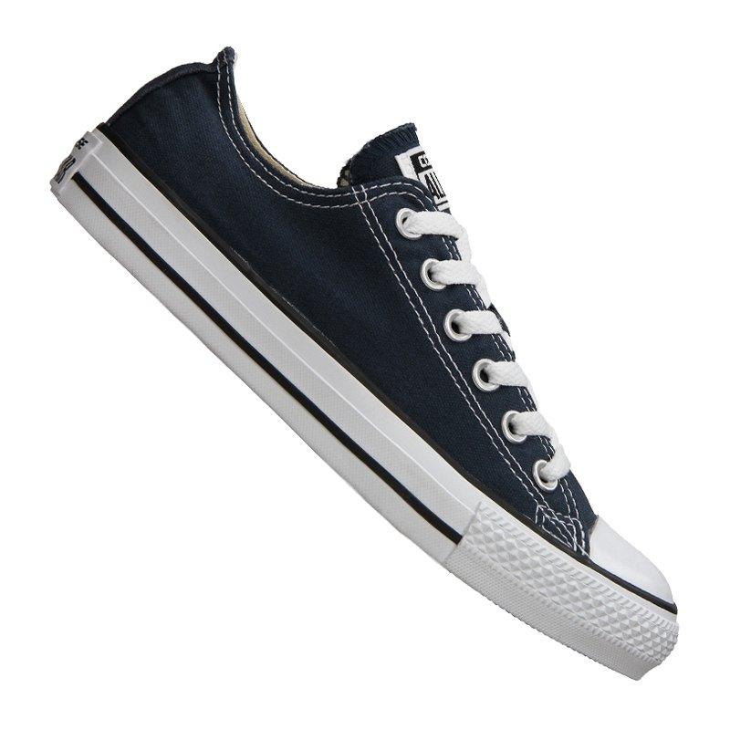 Converse Chuck Taylor AS Low Sneaker Dunkelblau - blau