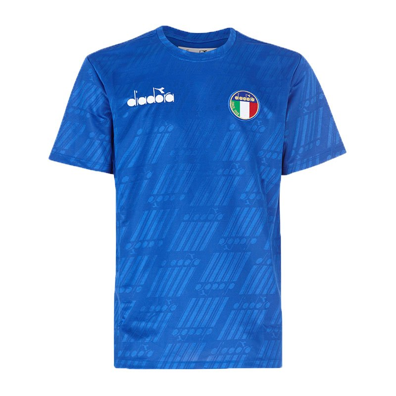Diadora T-Shirt Tee RB94 Blau F60040 - blau