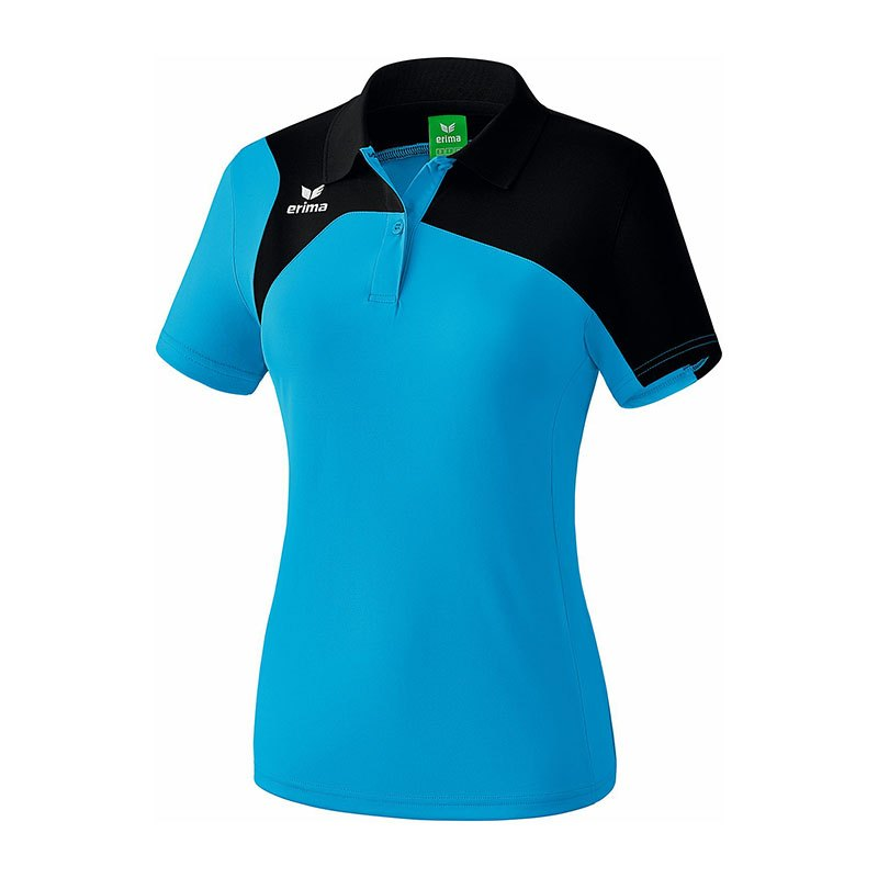 Erima Club 1900 2.0 Poloshirt Damen Hellblau - blau
