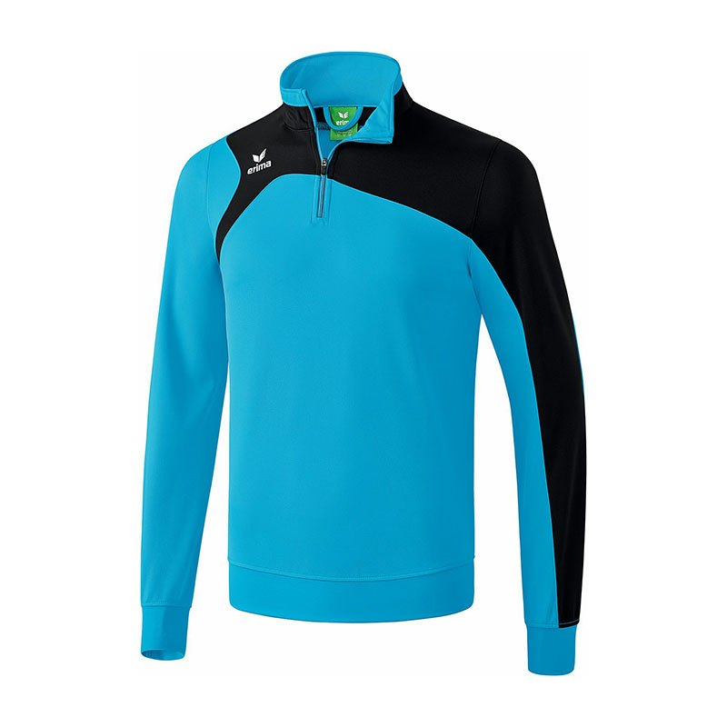 Erima Club 1900 2.0 Trainingstop Blau Schwarz - blau