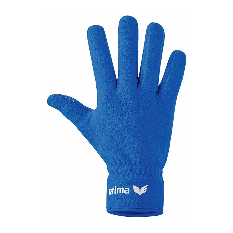 Erima Feldspielerhandschuh Blau - blau