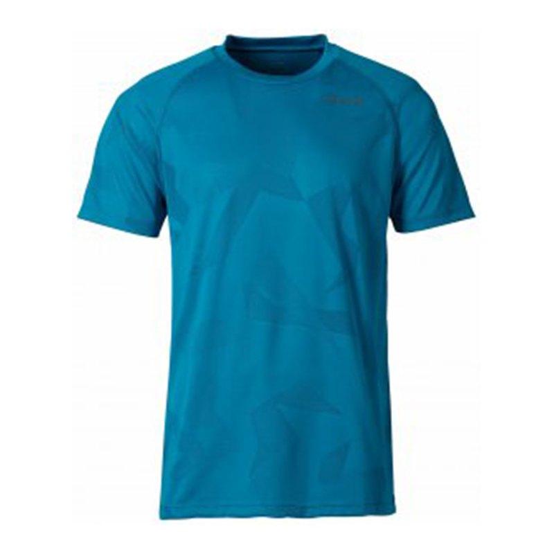 Erima Green Concept T-Shirt Running Blau - blau