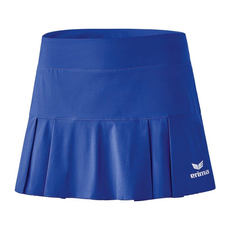 Erima Masters Tennisrock Blau - blau