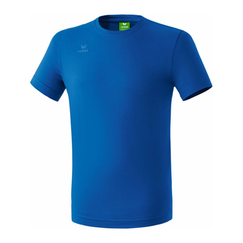 Erima Teamsport T-Shirt Kids Blau - blau