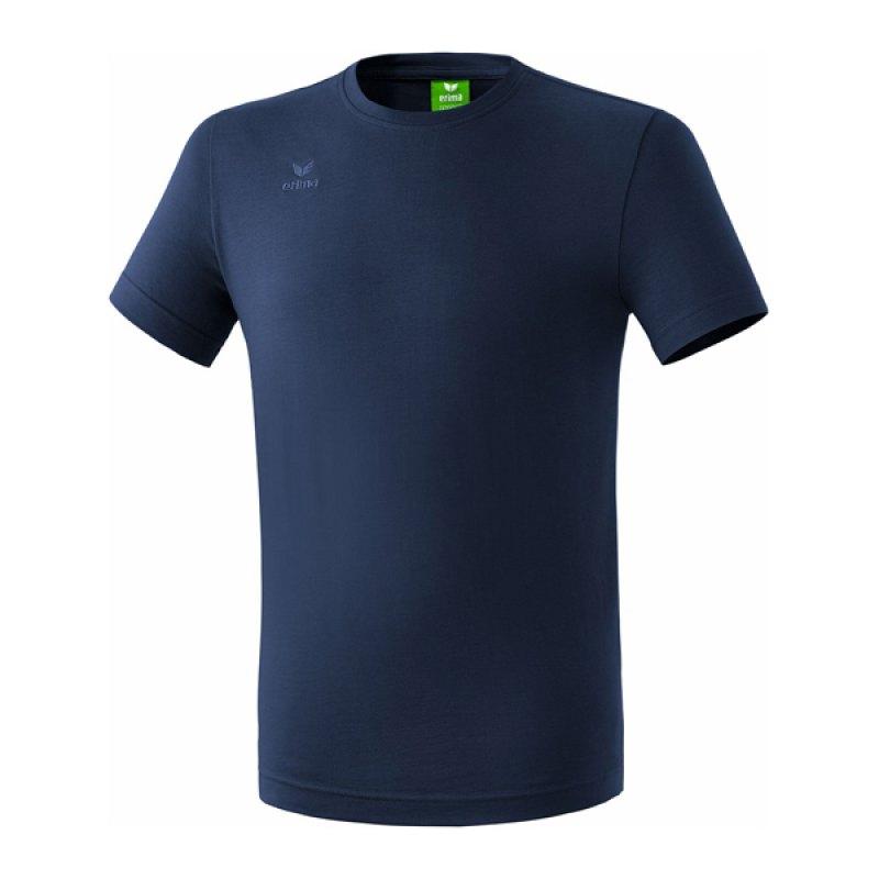 Erima Teamsport T-Shirt Blau - blau