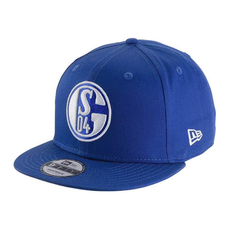 FC Schalke 04 Cap 9Fifty Blau Weiss - blau