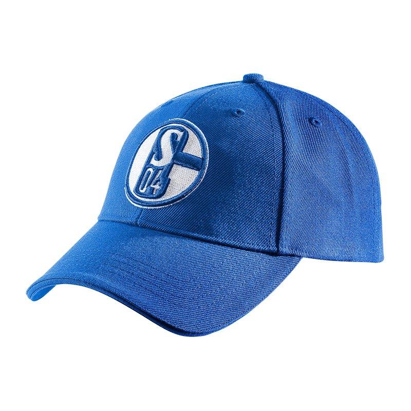 FC Schalke 04 Cap Kappe Blau - blau