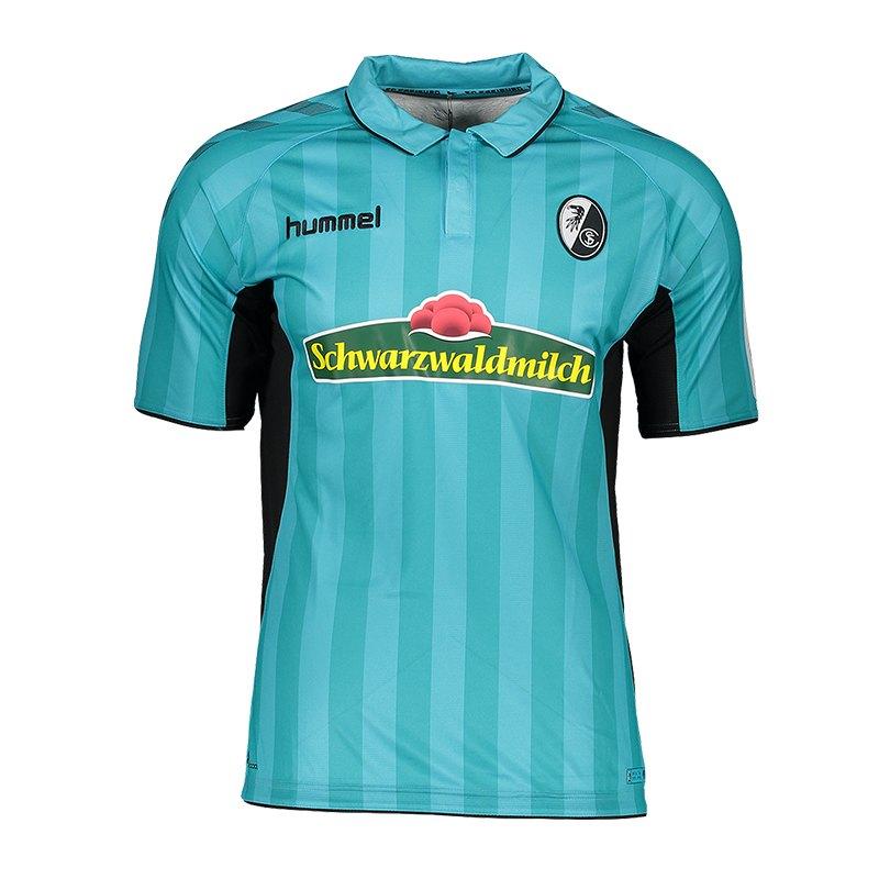 Hummel SC Freiburg Trikot 3rd 18/19 Blau F8369 - blau