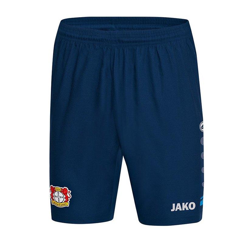 Jako Bayer 04 Leverkusen Short Away 2018/2019 Kids Blau F09 - blau