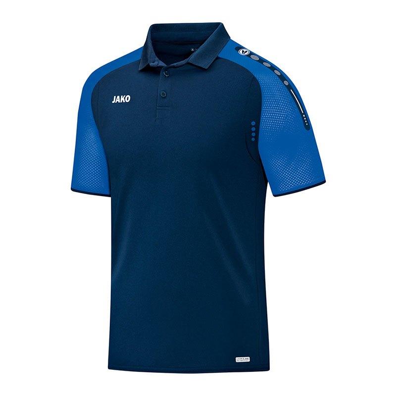 Jako Champ Poloshirt Blau F49 - blau