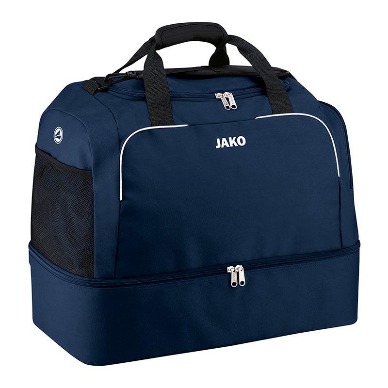 Jako Classico Sporttasche mit Bodenfach Gr. 3 F09 - blau