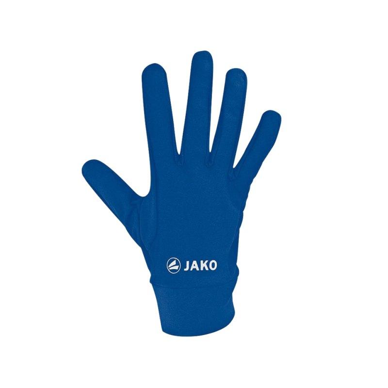 Jako Feldspielerhandschuh Blau F04 - blau