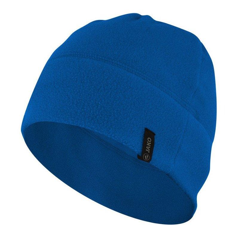 Jako Fleecemütze 2.0 Blau F04 - blau