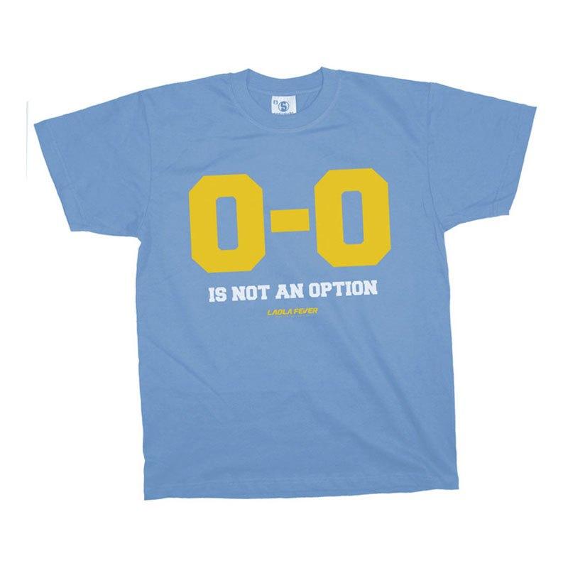Laola Fever T-Shirt 0-0 Blau - blau