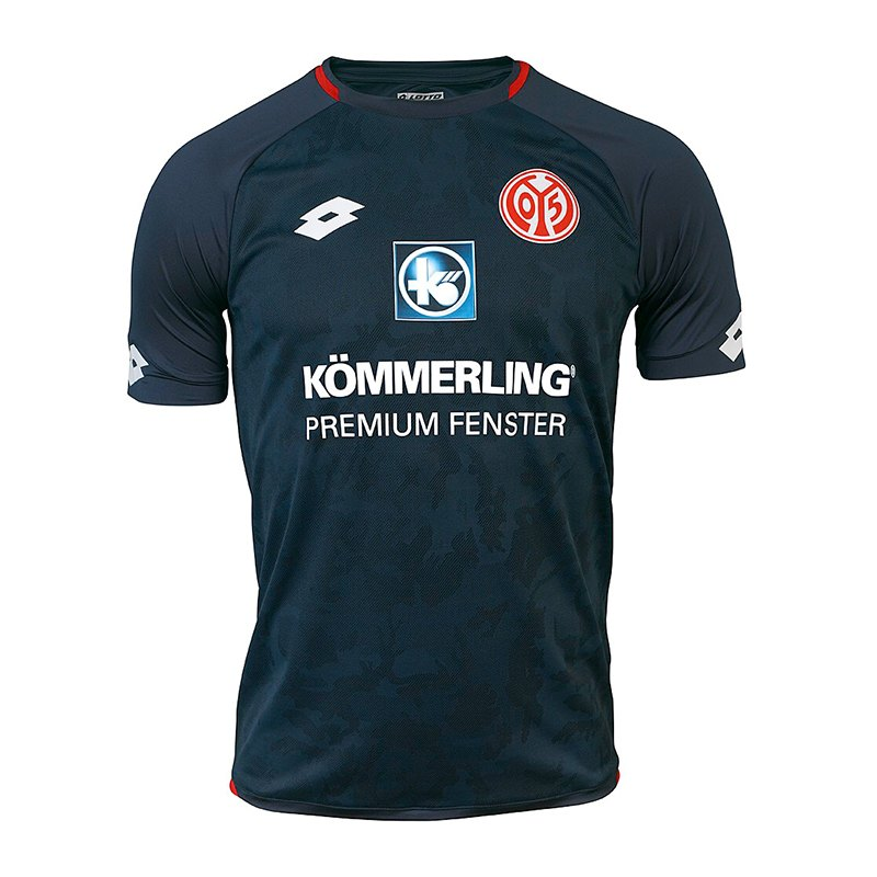 Lotto 1. FSV Mainz 05 Trikot 3rd 2018/2019 Kids Blau - blau