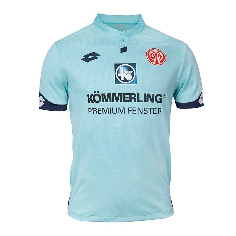 Lotto 1. FSV Mainz 05 Trikot Away 2018/2019 Kids Blau - blau