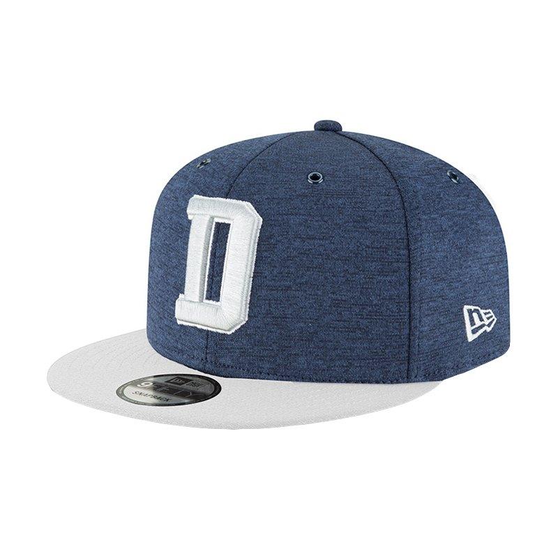 New Era Dallas Cowboys NFL 9Fifty Snapback - blau