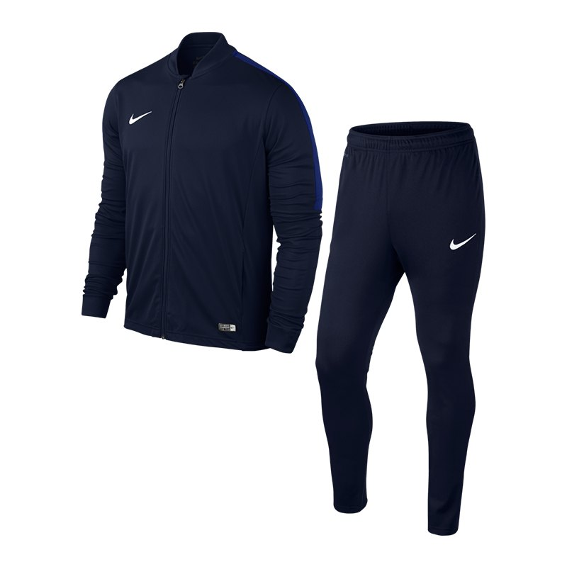 Nike Academy 16 Knit Trainingsanzug 2 Kids F451 - blau