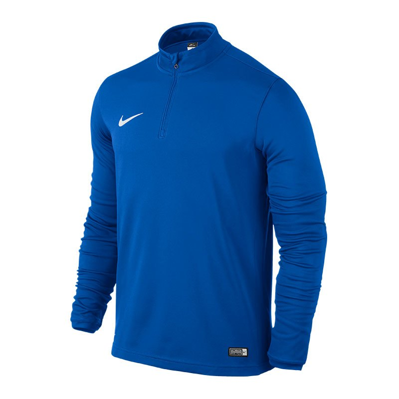 Nike Academy 16 Midlayer Zip Sweatshirt Blau F463 - blau