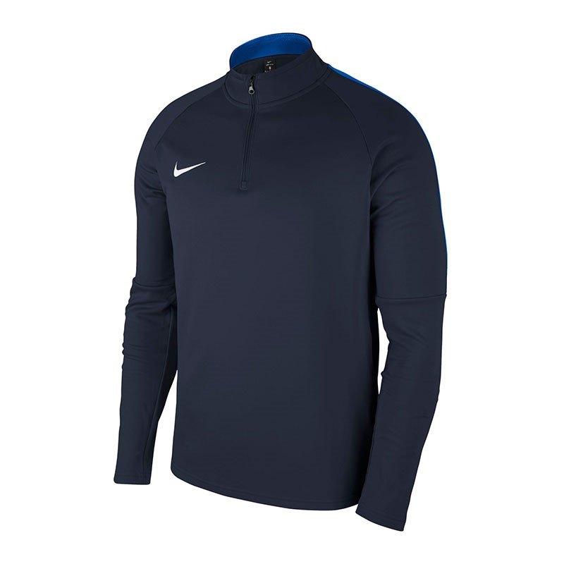 Nike Academy 18 Drill Top Sweatshirt Blau F451 - blau