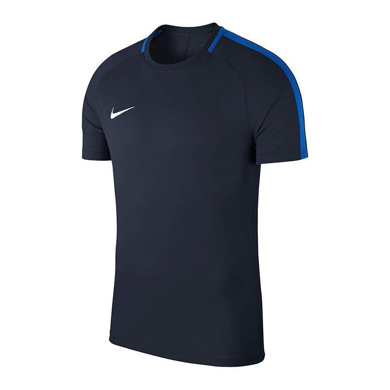 Nike Academy 18 Football Top T-Shirt Kids F451 - blau