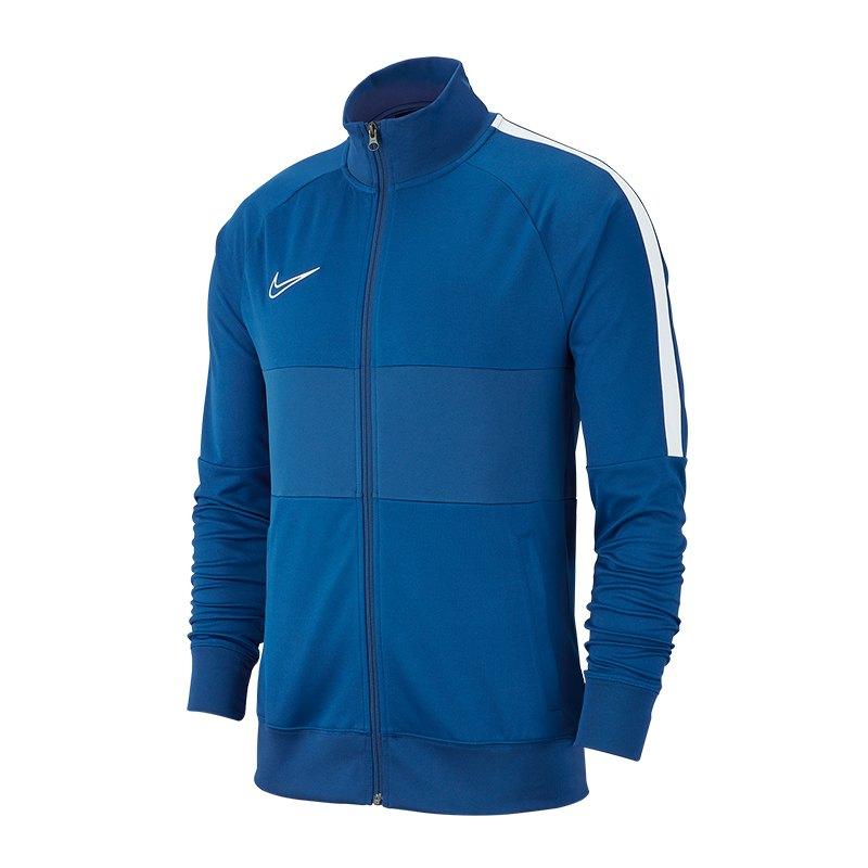 Nike Academy 19 Trainingsjacke Hellblau F404 - blau