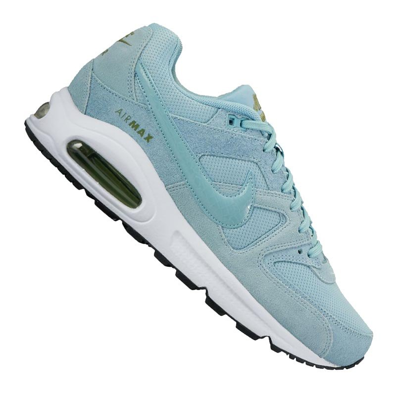 nike air max command damen hellblau weiss f403 blau. Black Bedroom Furniture Sets. Home Design Ideas