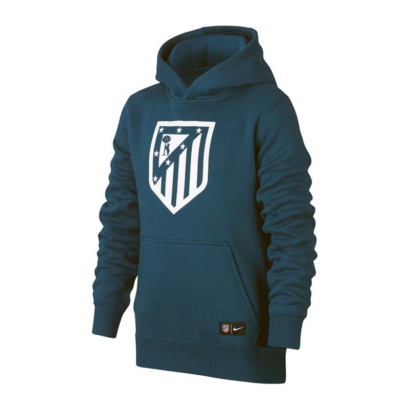 nike hoody kids atletico madrid blau f429 madrid. Black Bedroom Furniture Sets. Home Design Ideas