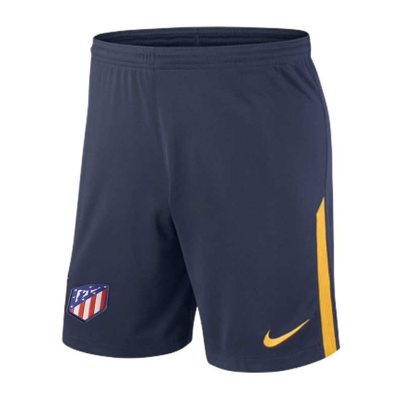 Nike Atletico Madrid Short Away 2017/2018 F410 - blau