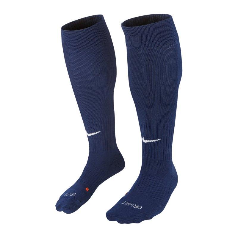 Nike Classic II Cushion OTC Football Socken F411 - blau