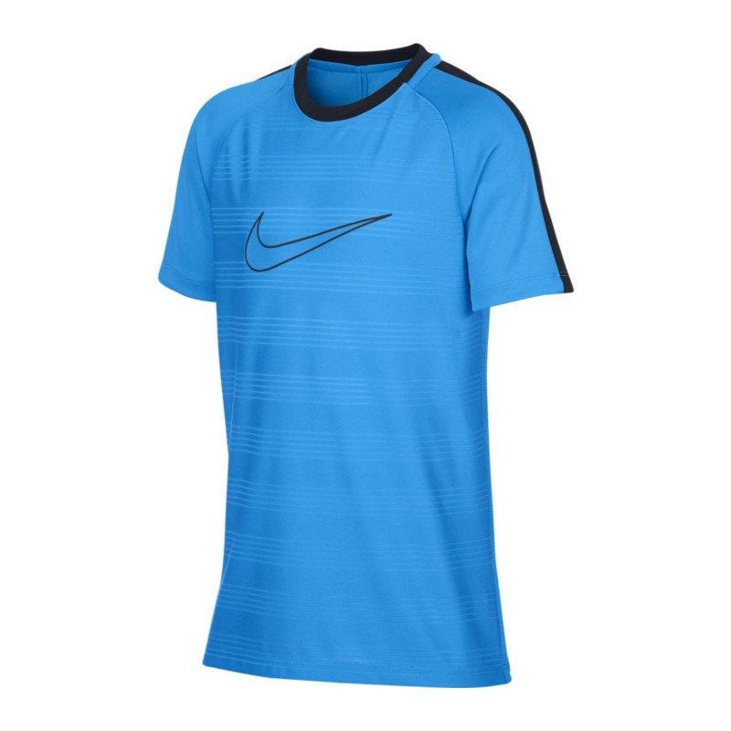 Nike Dry Academy T-Shirt GX2 Kids Blau F469 - blau