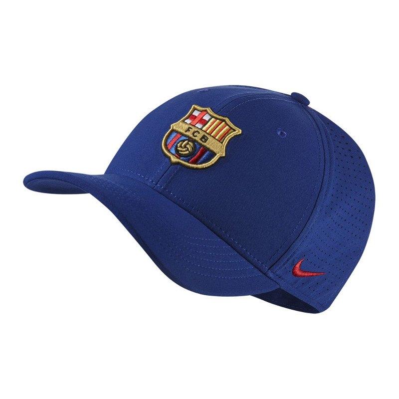 Nike FC Barcelona Aerobill CLC99 Cap Blau F455 - blau