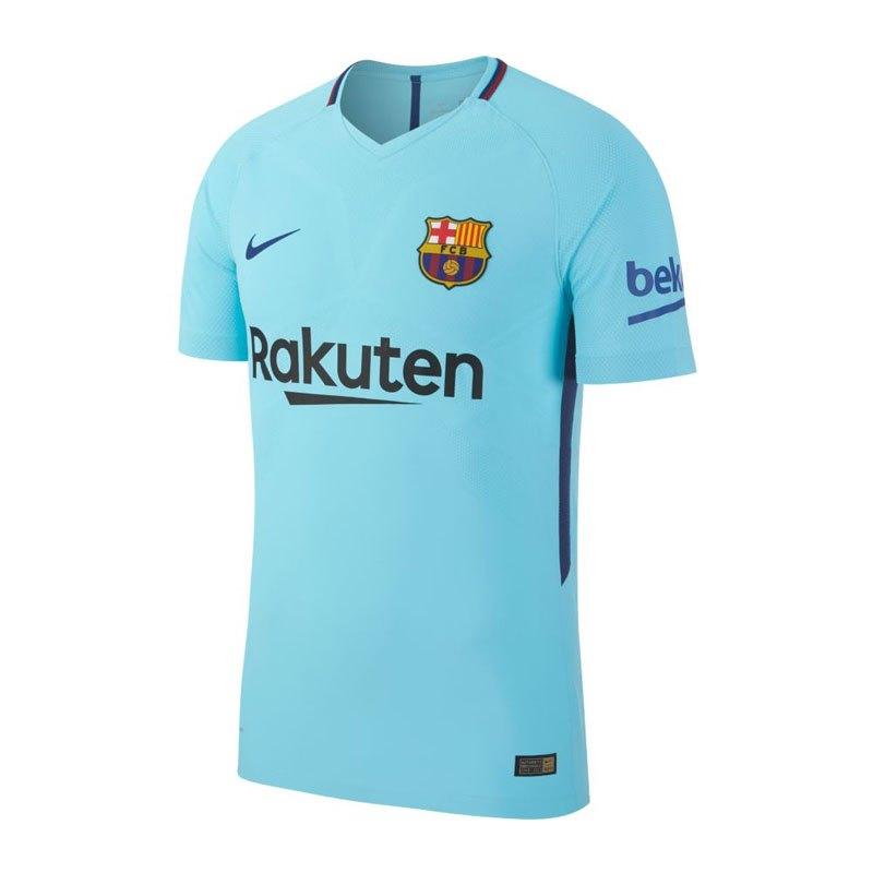 Nike FC Barcelona Authentic Trikot Away 17/18 F484 - blau