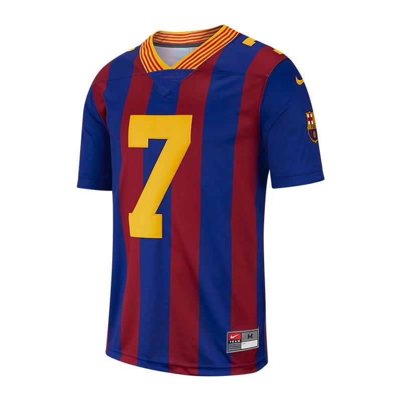 Nike FC Barcelona LTD NFL Trikot Blau F456 - blau