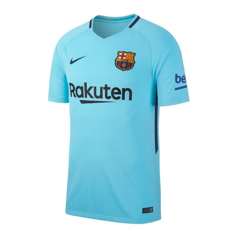 Nike FC Barcelona Trikot Away 2017/2018 F484 - blau