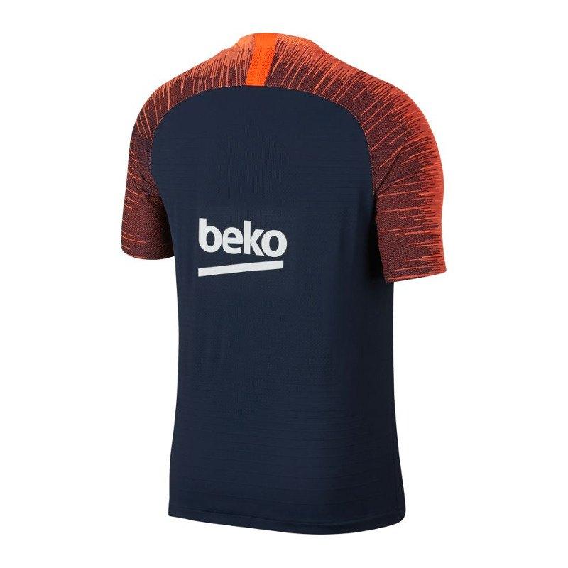 nike fc barcelona vapor knit strike t shirt f452 fanartikel fanshop shortsleeve. Black Bedroom Furniture Sets. Home Design Ideas