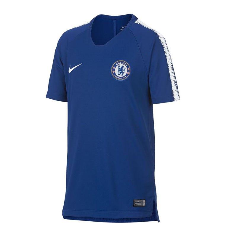 Nike FC Chelsea London Breathe T-Shirt Kids F495 - blau